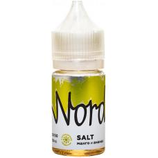 Жидкость Nord Salt 30 мл VG/PG 50/50 Манго Ананас 36 мг/мл