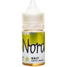 Жидкость Nord Salt 30 мл VG/PG 50/50 Манго Ананас 12 мг/мл