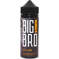 Жидкость Big Bro 2 120 мл Citrus Cake 0 мг/мл
