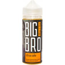 Жидкость Big Bro 2 120 мл Citrus Cake 1.5 мг/мл