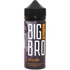 Жидкость Big Bro 2 120 мл Citrus Cake 6 мг/мл
