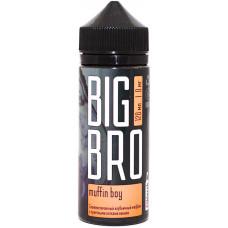 Жидкость Big Bro 2 120 мл Muffin Boy 0 мг/мл