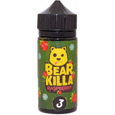 Жидкость Avalon Bear Killa 100 мл Raspberry (без коробочки)