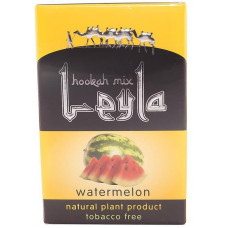 Смесь Leyla 50 г Арбуз (watermelon) (кальянная без табака)