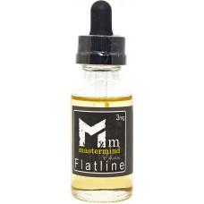 Жидкость Mastermind Elixirs 30 мл Flatline 3 мг/мл