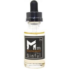 Жидкость Mastermind Elixirs 30 мл Sinful 3 мг/мл