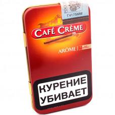 Сигариллы Cafe Creme   Arome (без мундштука) 5*10*48