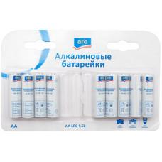 Батарейки АRO AA (пальчиковые)