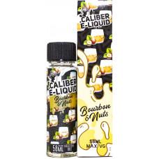 Жидкость Caliber 58 мл Bourbon Nuts 0 мг/мл