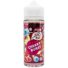Жидкость Juice Bar 120 мл Cherry Burst 3 мг/мл