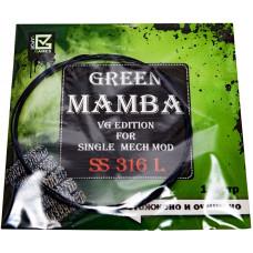 Спираль Vapor Games 1 метр Green Mamba SS316L