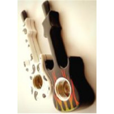 Трубка метал Гитара Guitar Hero L=10,5 см YD827