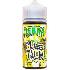Жидкость Zebra 100 мл Plug Talk 3 мг/мл