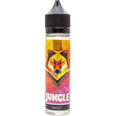 Жидкость Jungle 60 мл Wolf 3 мг/мл
