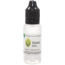 Жидкость ilfumo premium Мята 06 мг/мл 20 мл Mint