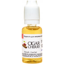 Жидкость ilfumo premium Cigar Cherry 03 мг/мл 20 мл