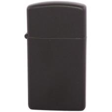 Зажигалка Zippo 1618 Black Matte Бензиновая