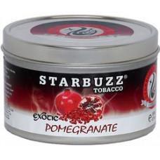 Табак STARBUZZ Гранат (Pomegranate) 100 гр (жел.банка) (USA)