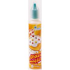 Жидкость Milky Vape 30 мл Crazy Waffles 3 мг/мл VG/PG 70/30