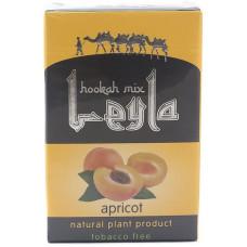 Смесь Leyla 50 г Абрикос (apricot) (кальянная без табака)