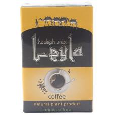Смесь Leyla 50 г Кофе (coffee) (кальянная без табака)