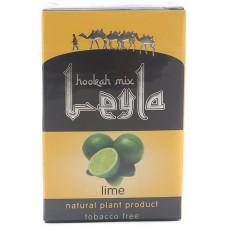 Смесь Leyla 50 г Лайм (lime) (кальянная без табака)