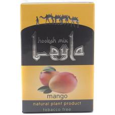 Смесь Leyla 50 г Манго (mango) (кальянная без табака)
