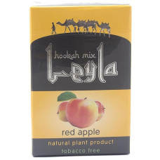 Смесь Leyla 50 г Красное яблоко (red apple) (кальянная без табака)
