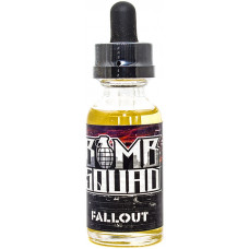 Жидкость Bomb Squad 30 мл Fallout 3 мг/мл