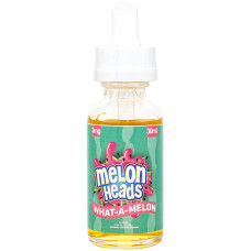 Жидкость Melon Heads 30 мл What A Melon 3 мг/мл