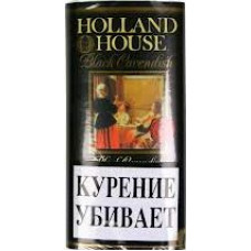 Табак трубочный Holland House Black Cavendish