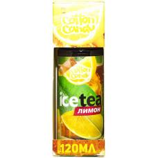 Жидкость Cotton Candy 120 мл Ice Tea Лимон 0 мг/мл