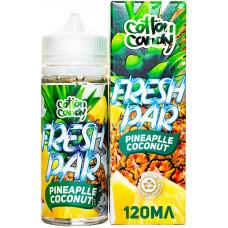 Жидкость Cotton Candy 120 мл Fresh Par Pineapple Coconut 0 мг/мл