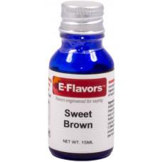 Ароматизатор E-Flavors Свит Браун Sweet Brown 15 мл NicVape