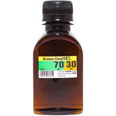 Основа Cloud 100 мл 18 мг/мл 70/30