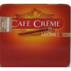 Сигариллы Cafe Creme  Arome (без мундштука) 10*10*30