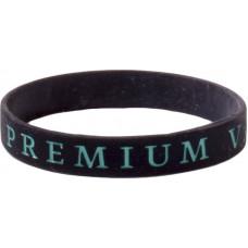 Силиконовый браслет Premium Vaping Черный