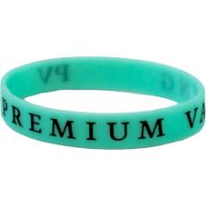 Силиконовый браслет Premium Vaping Бирюзовый