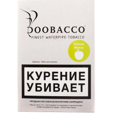 Табак Doobacco mini 15 г Зеленое яблоко (Дубакко Мини)