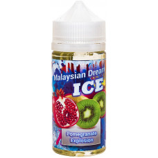 Жидкость Malaysian Dream Ice 100 мл Pomegranate Explosion Ice