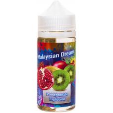 Жидкость Malaysian Dream 100 мл Pomegranate Explosion