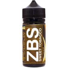 Жидкость ZBS 100 мл Sweet Tobacco