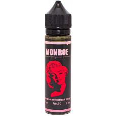 Жидкость In The Fog 60 мл Monroe Популярный Клубничный Десерт 0 мг/мл