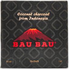 Уголь Bau Bau 64 куб 1 кг 26*26*26
