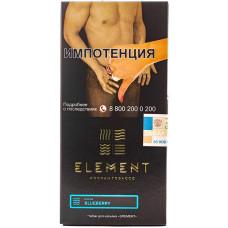 Табак Element 100 г Вода Blueberry