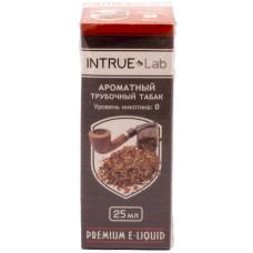 Жидкость INTRUE Lab 25 мл Ароматный трубочный табак 00 мг/мл VG/PG 50/50