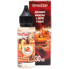 Жидкость ПромПар 30 мл Клубничный Рай 1.5 мг/мл