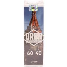 Жидкость URBN 30 мл Moscow Splash 00 мг/мл VG/PG 60/40