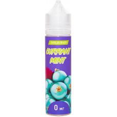 Жидкость Cool Crazy 60 мл Currant Mint 0 мг/мл