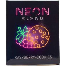 Смесь Neon Blend 50 г Малиновое Печенье (Raspberry Cookies) (кальянная без табака)